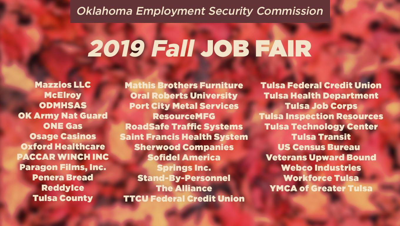 Kristen Drechsler - fall 2019 job fair