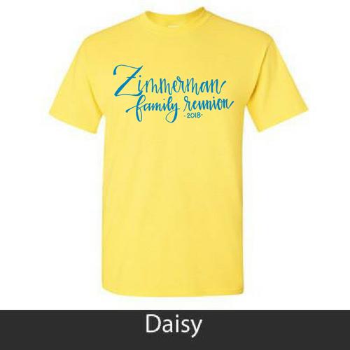 Sam Z Designs Zimmerman Family Reunion 2018