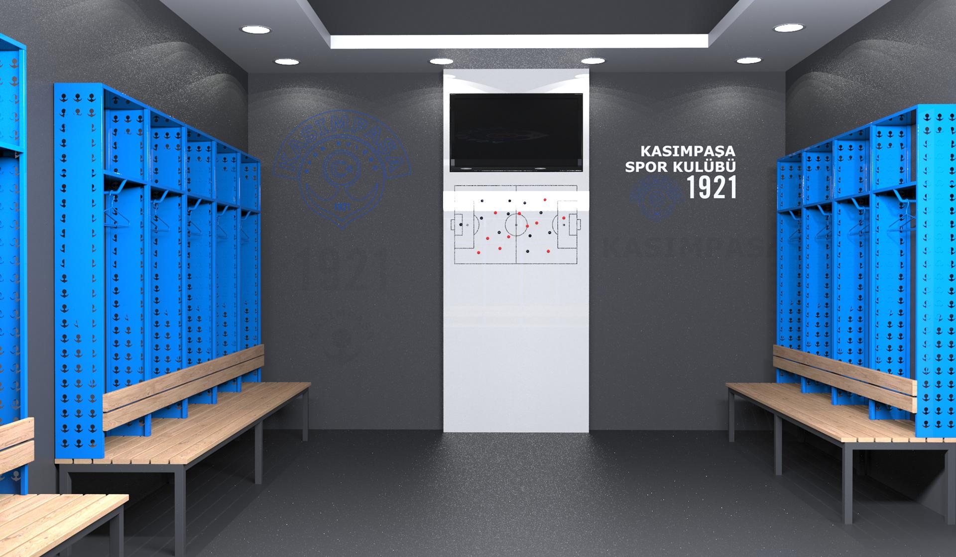 FIRM ISTANBUL BRAND STORIES KASIMPASA SPORTS CLUB