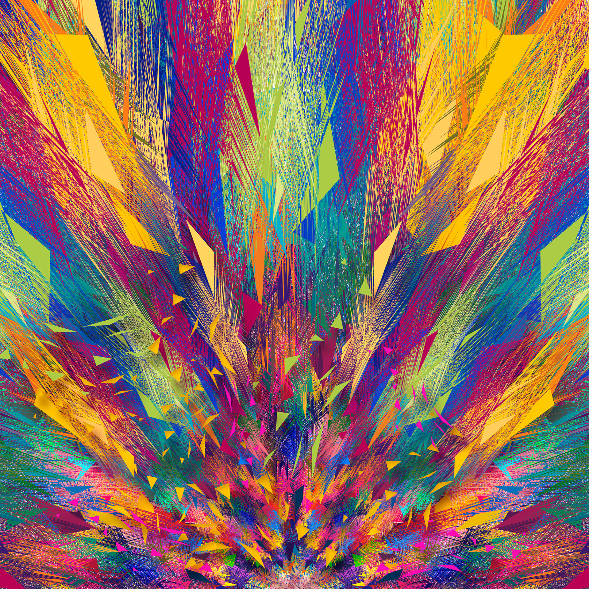 Calendar Maker Art Explosion : Danny ivan d designer art director abstract