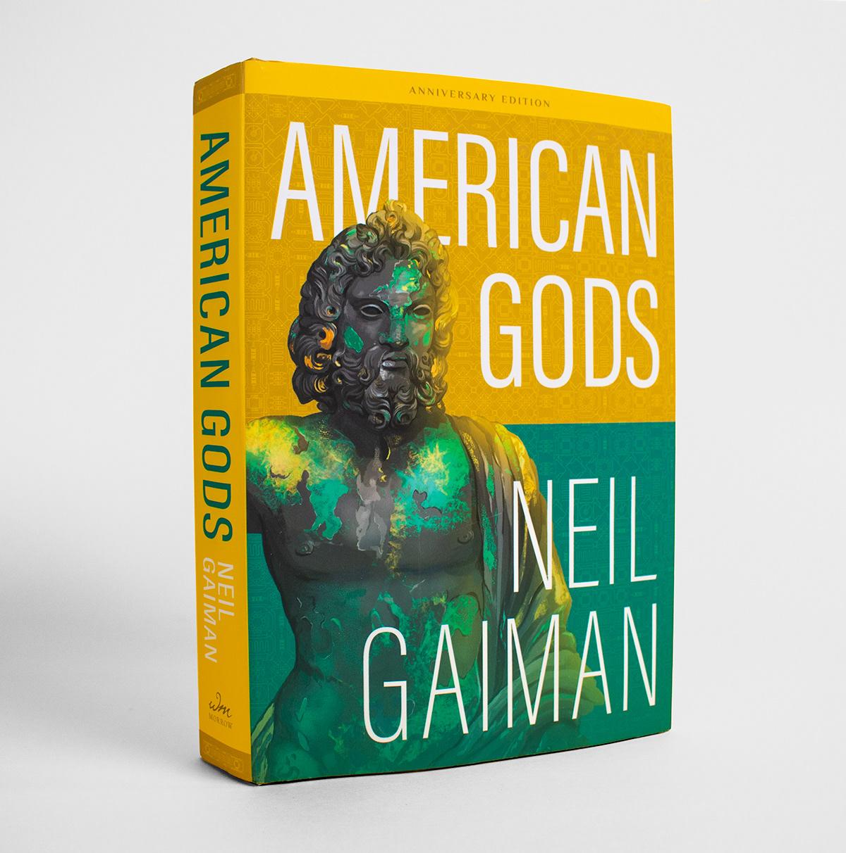 Paul Twa - American Gods