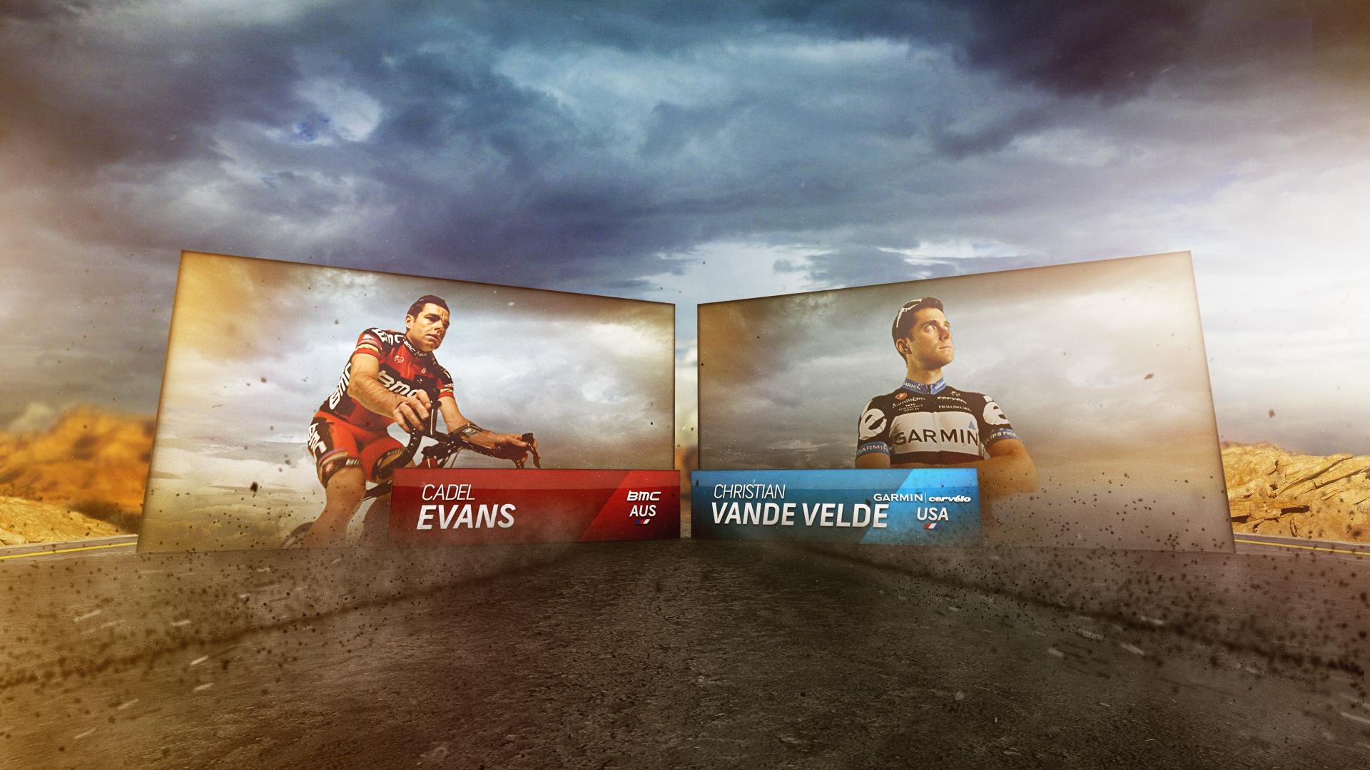 Philipp Bichsel - NBC Sports Network // Cycling GFX Package