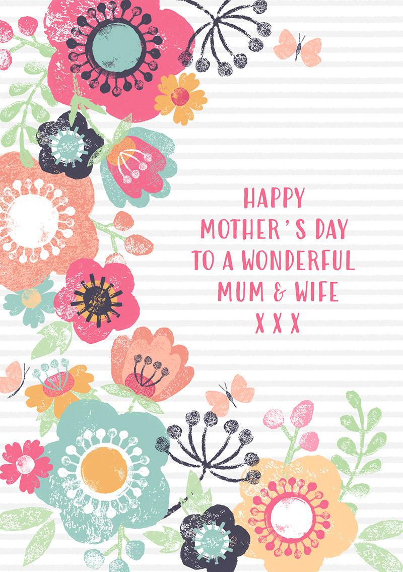 Holly sims illustrator illustration design surface pattern wedding floral greeting card designs m4hsunfo