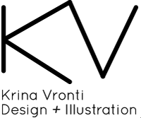 Krina Vronti Design + Illustration