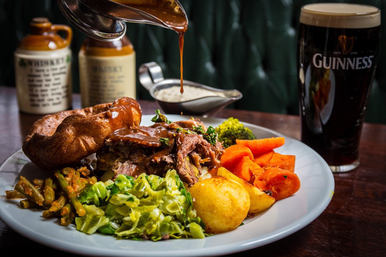 Pub Food Dublin