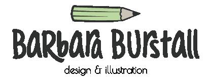 Barbara Burstall design & illustration