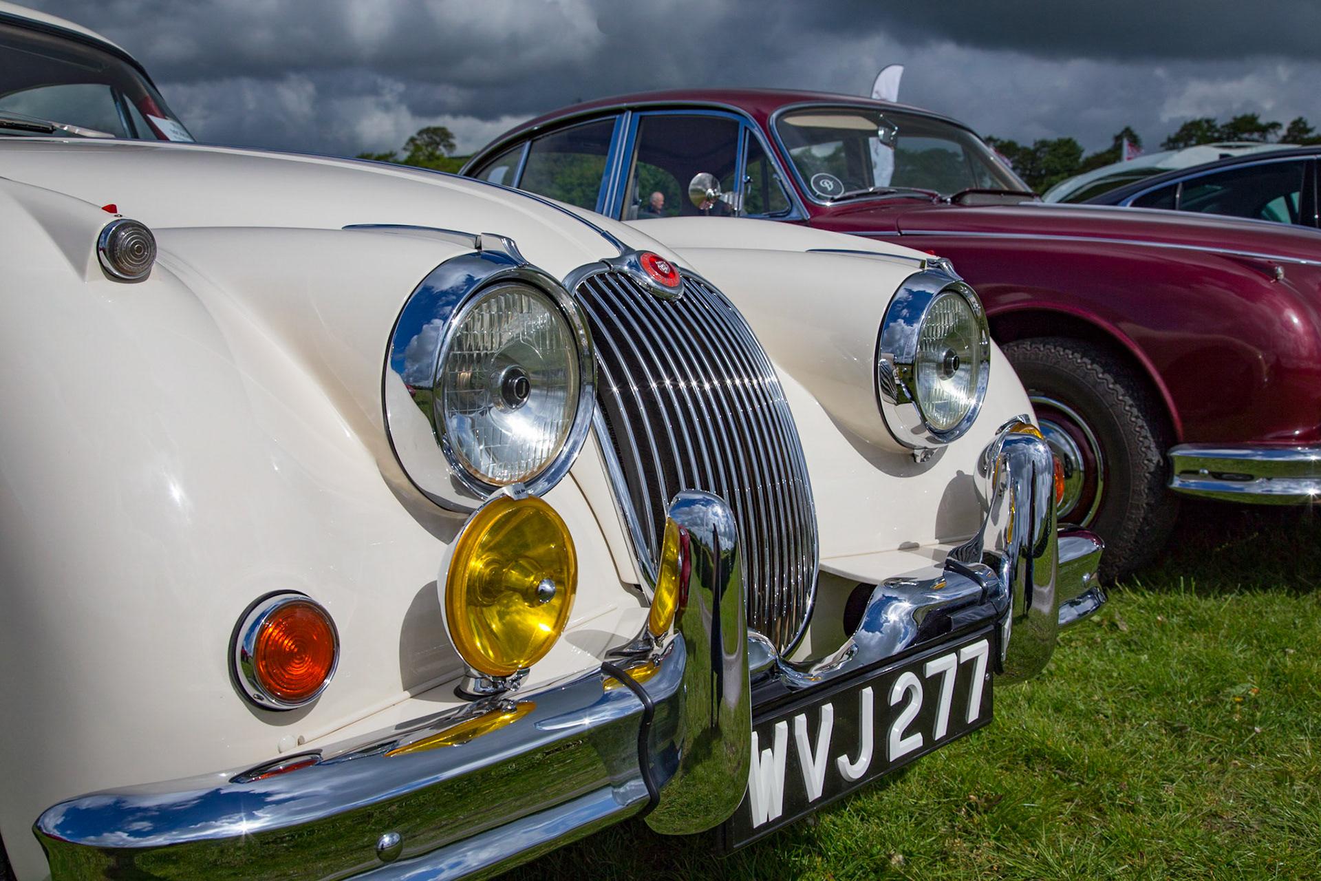 Geoff Cheshire - Classic Cars