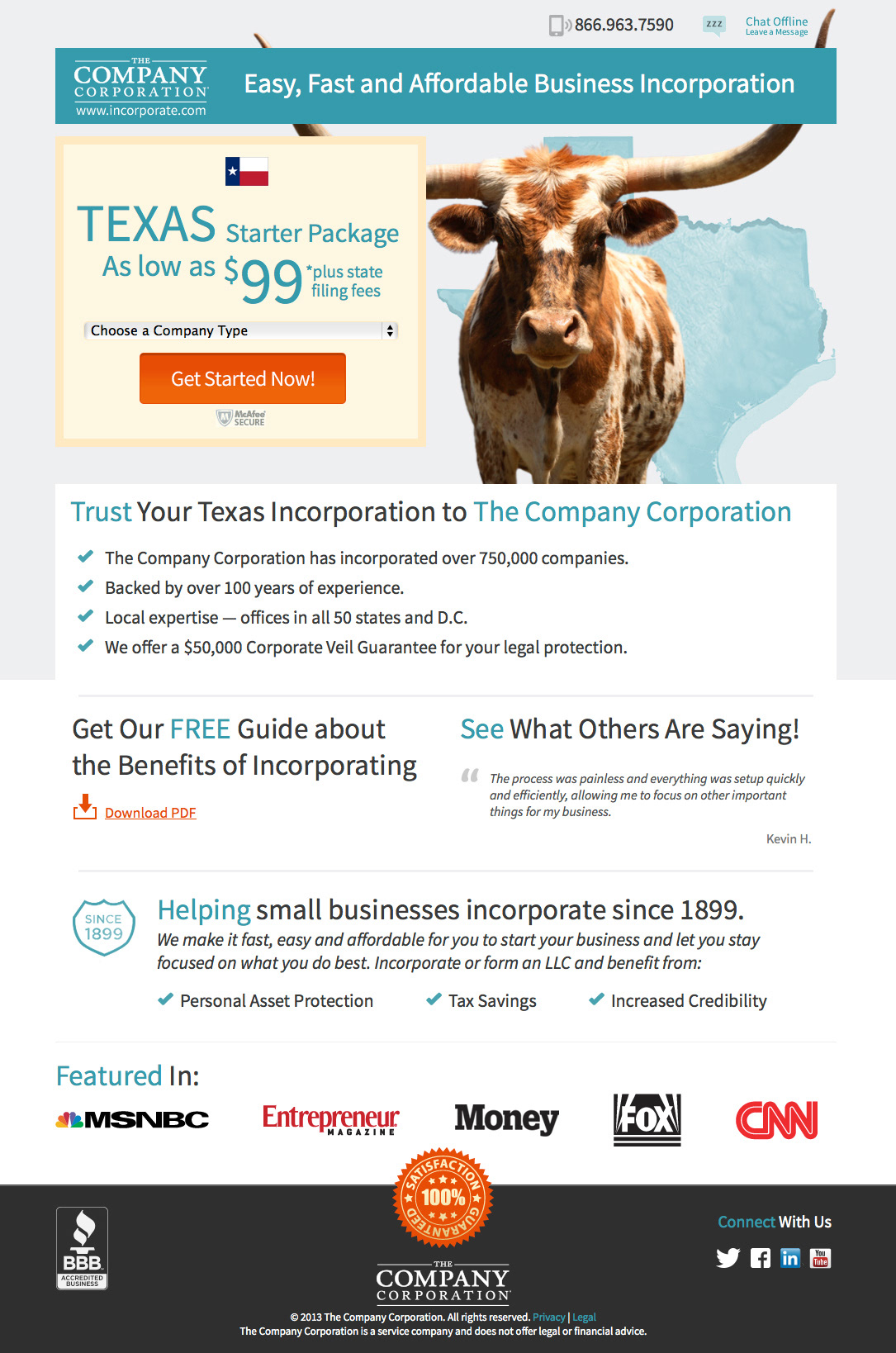 Getting The How To Incorporate In Texas To Work