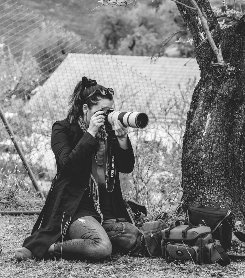Mari Karmen Gómez. Foto By Isa Ortega