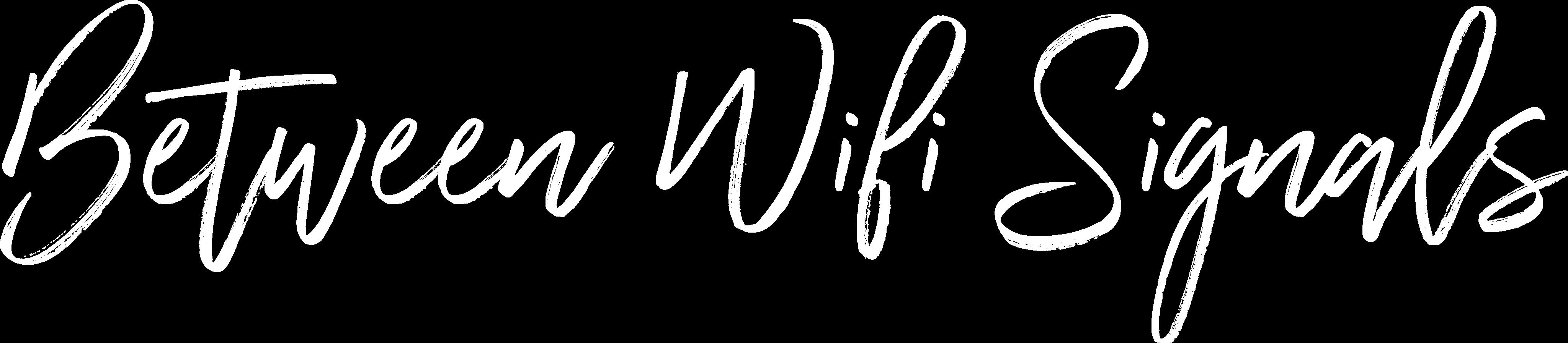 Bekah Beckman Between Wifi Signals