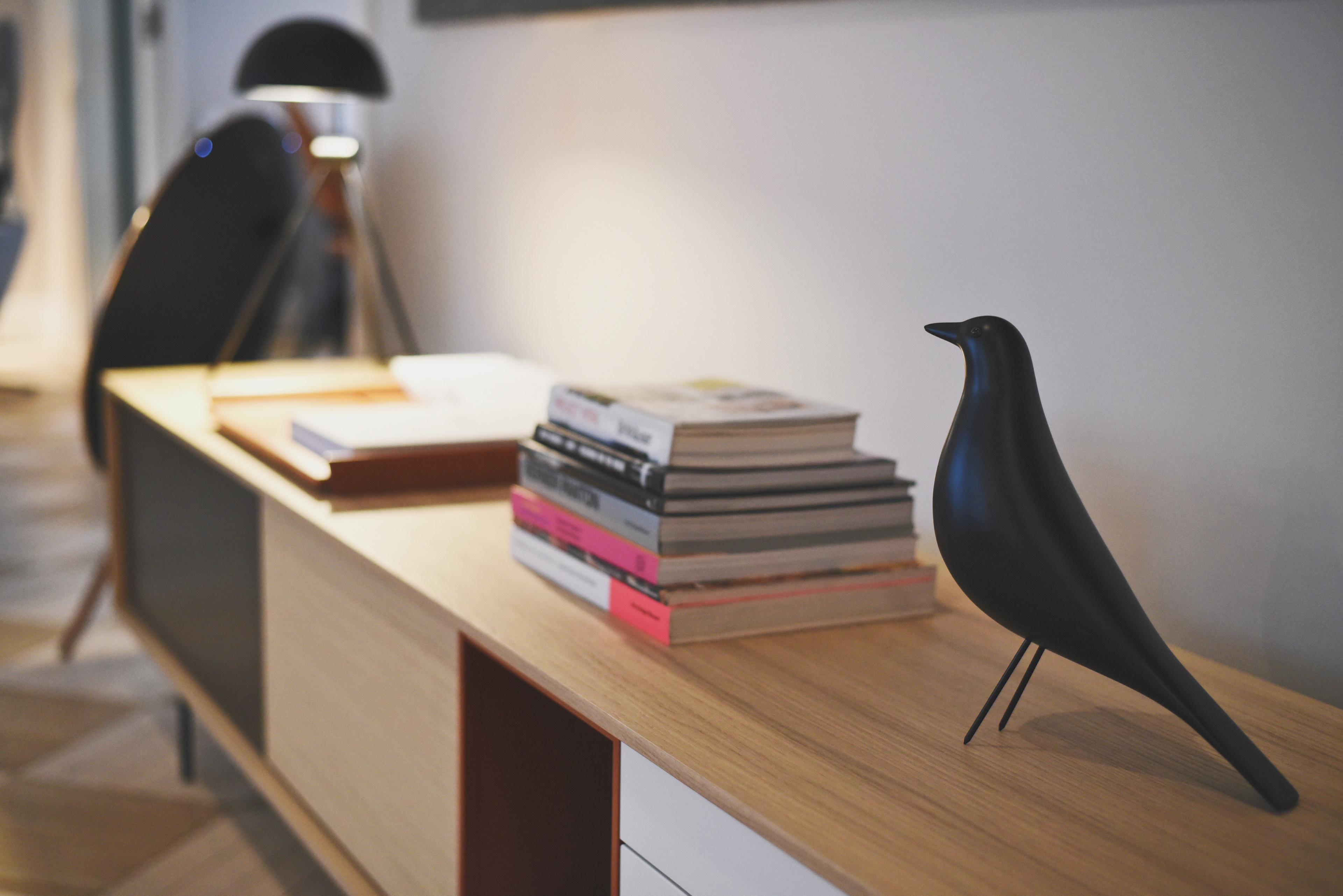 j drzej franek objects vitra eames house bird. Black Bedroom Furniture Sets. Home Design Ideas