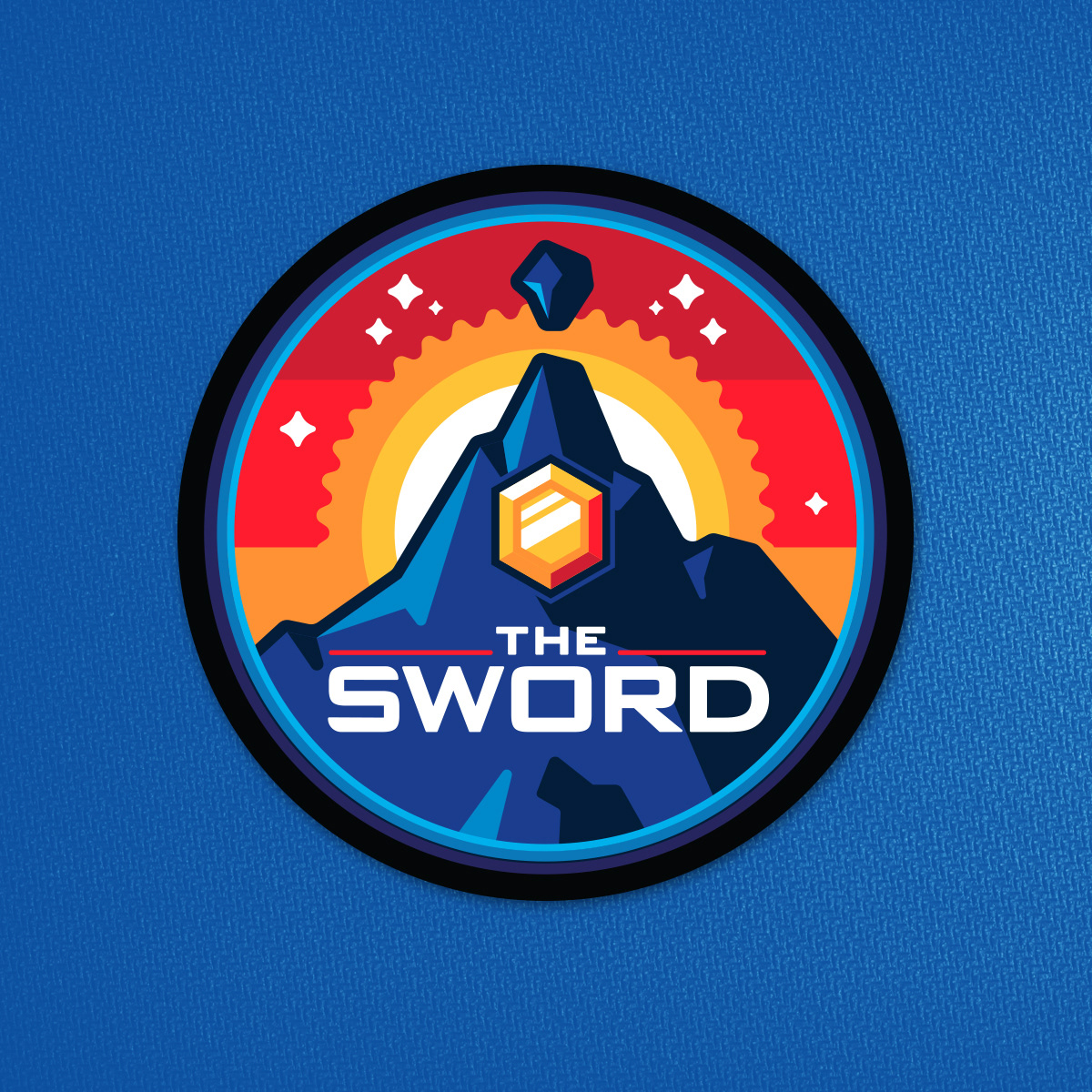 Signalnoise :: The Work of James White - 'The Sword' patches