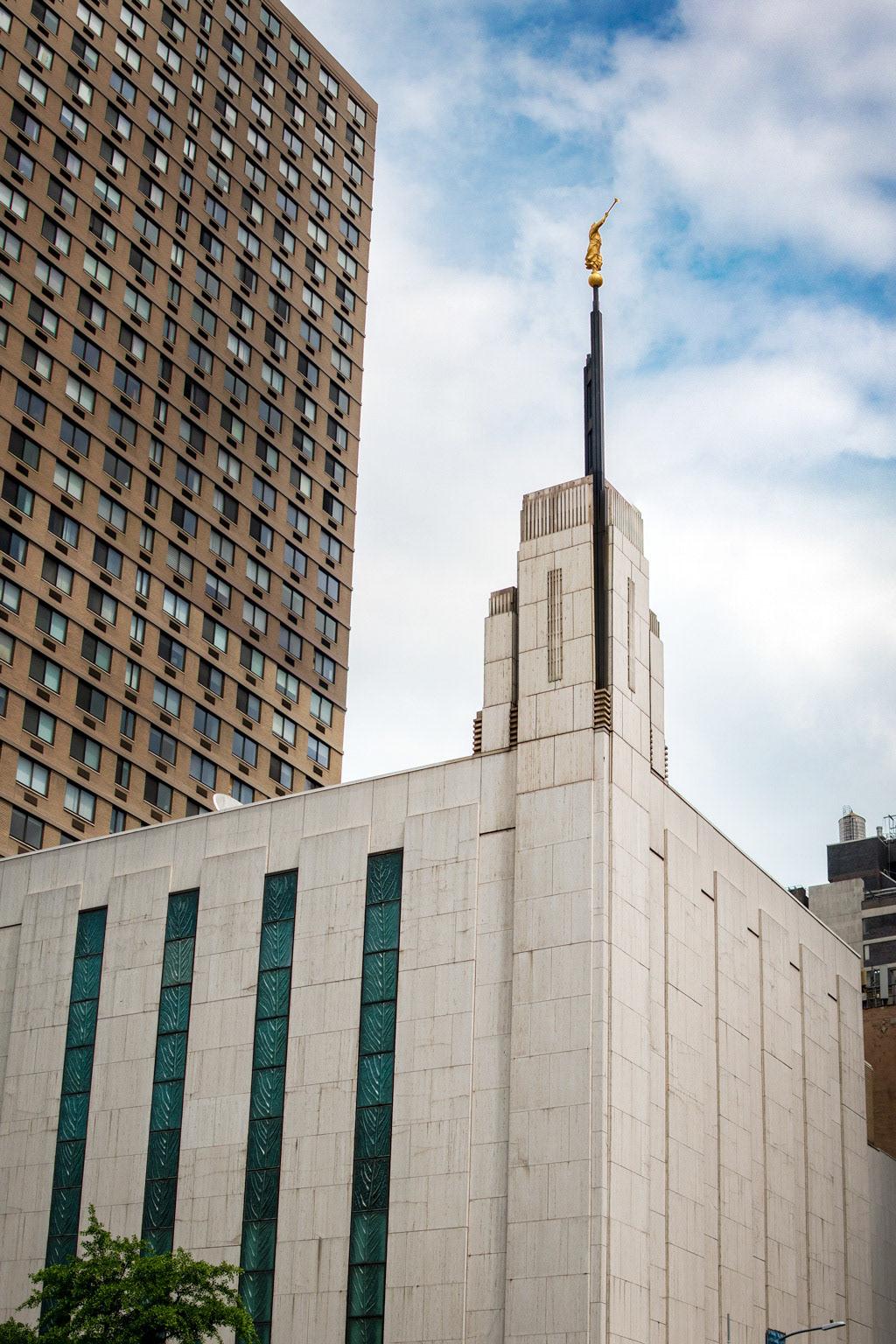 Eternal Elevations Fine Art Photography Manhattan New York Temple