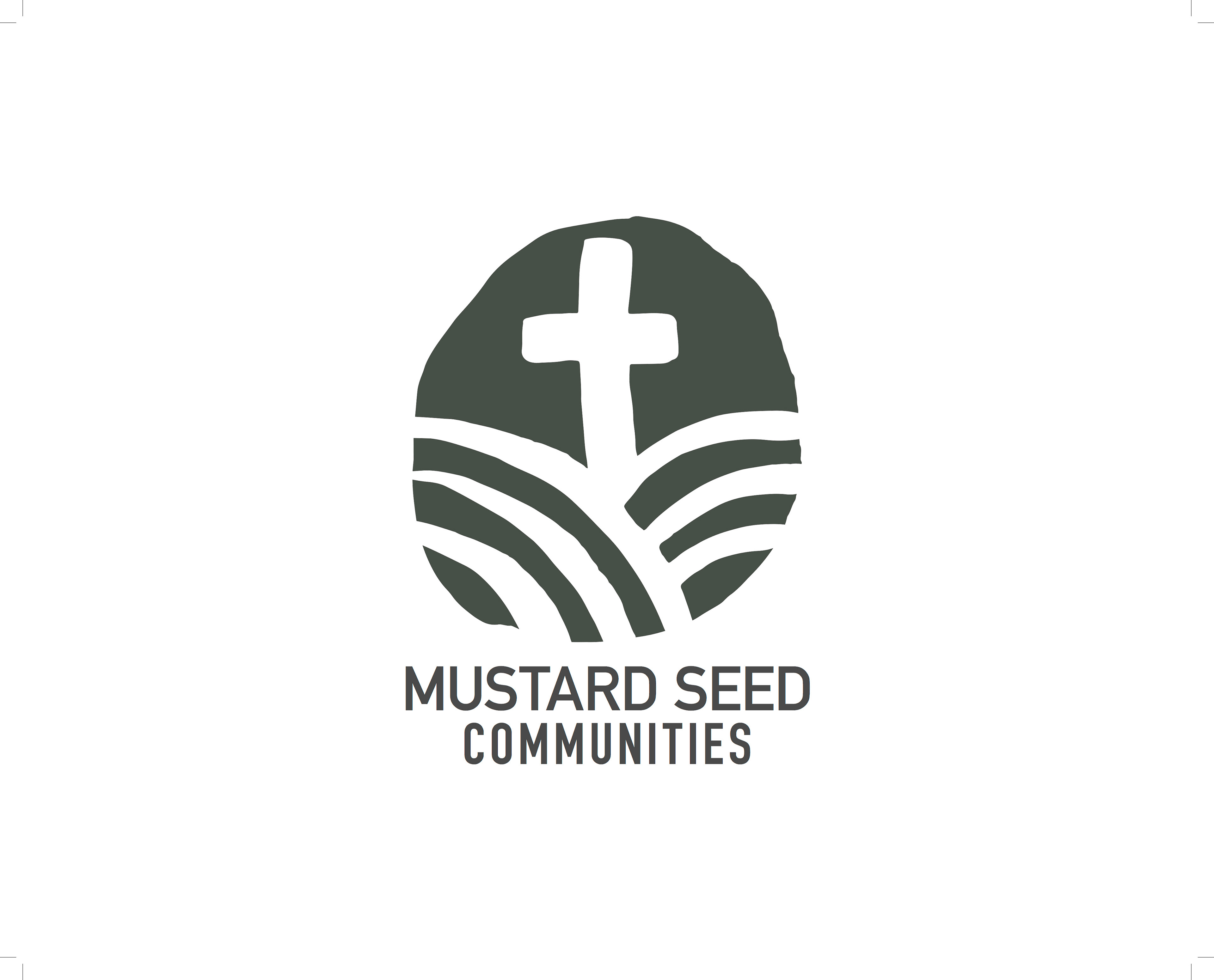 Rachel Eleanor Phillips Logo Redesign Mustard Seed Communities