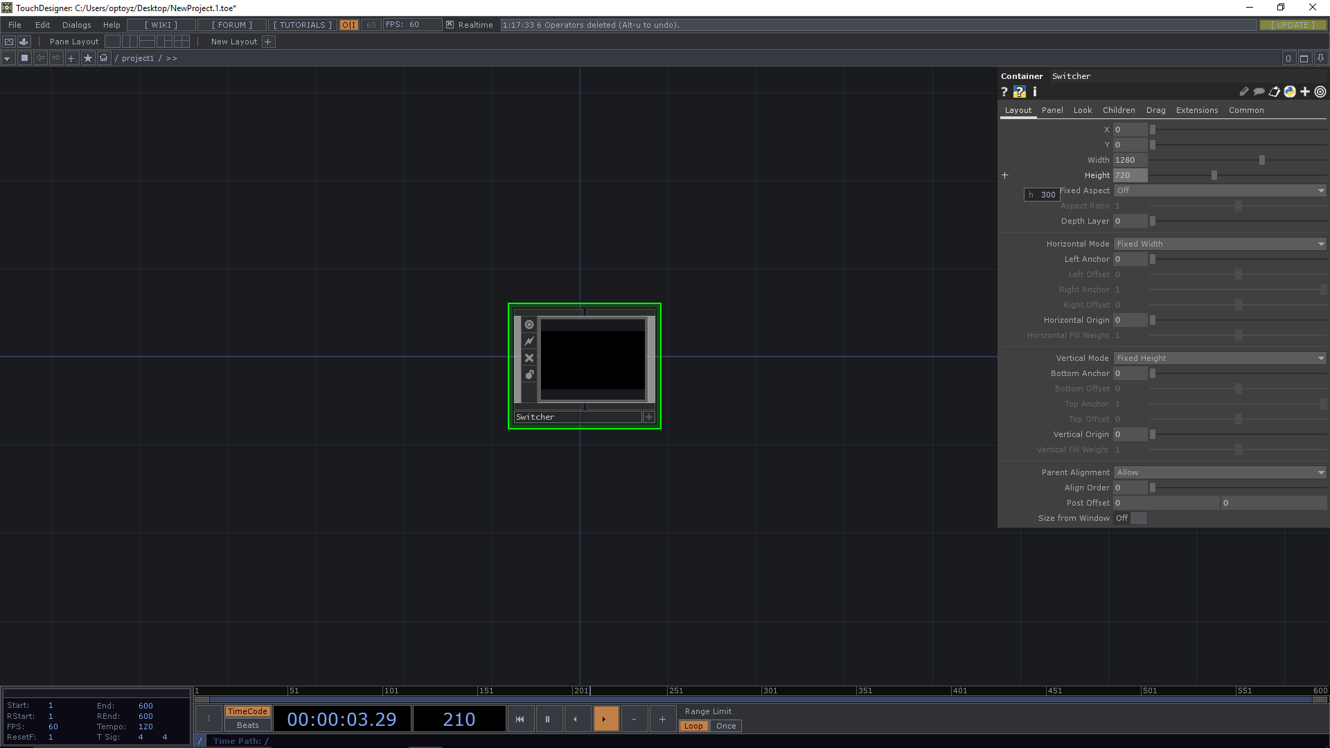 MXZEHN Audiovisual Design Build a NDI Switcher in TouchDesigner 099