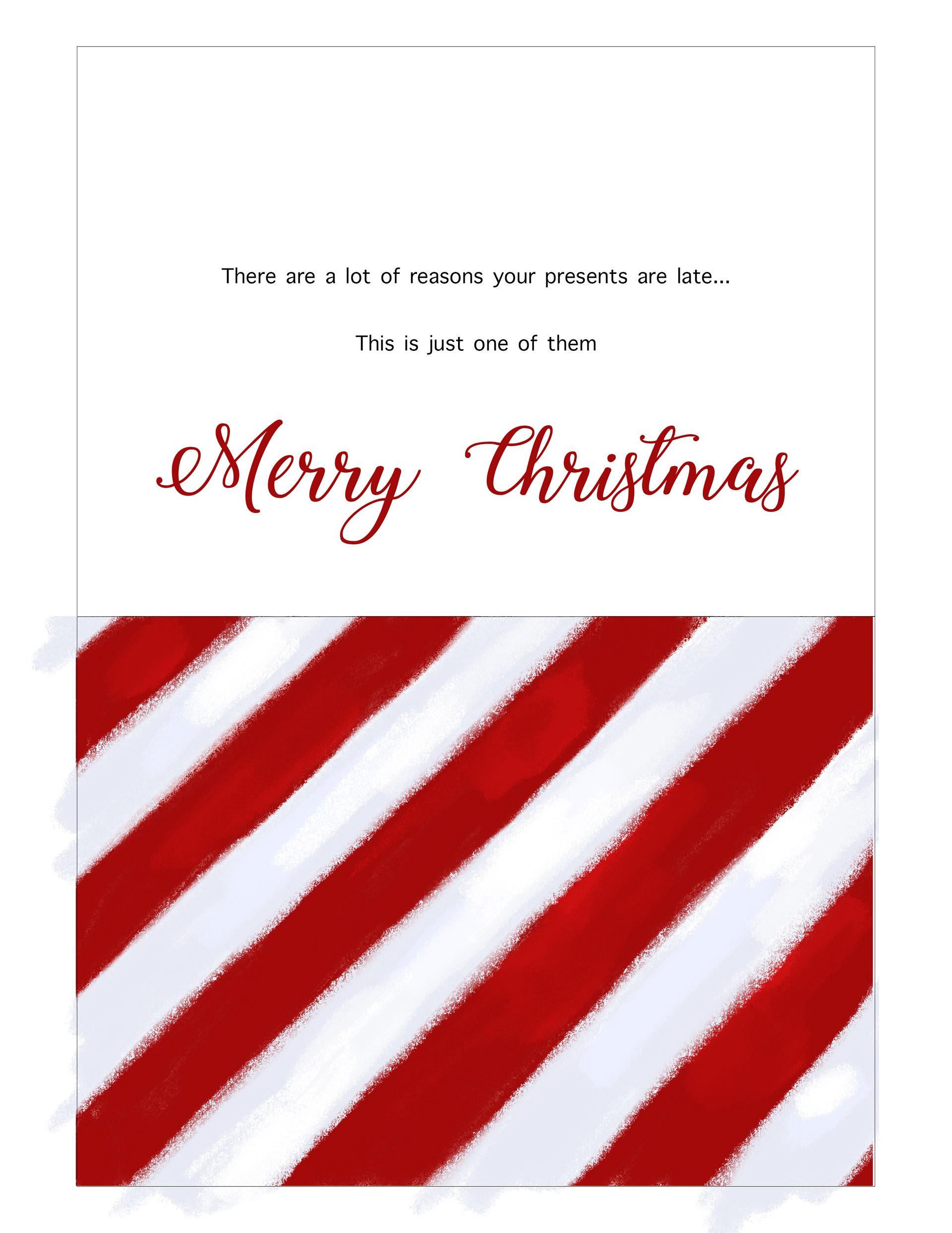 Kyleen Johnsson Christmas Card