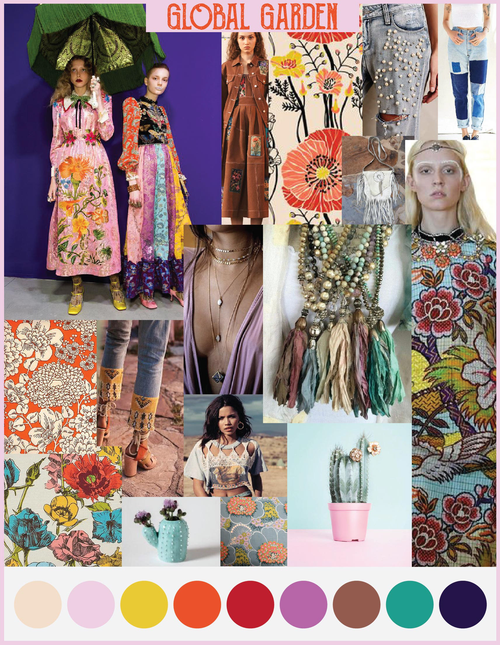 Haille Wright Mood And Trend Boards