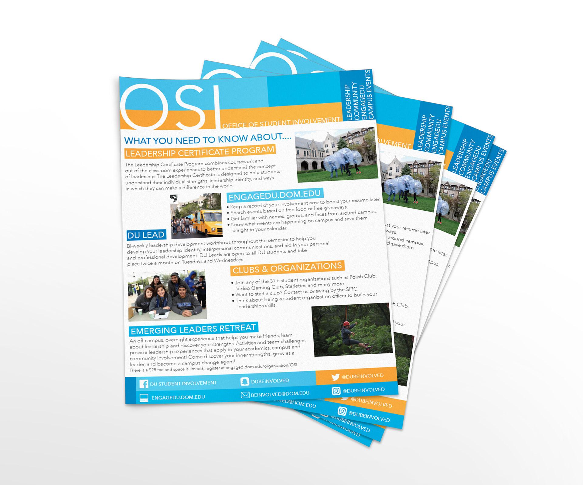 erik grosskopf work for office of student involvement