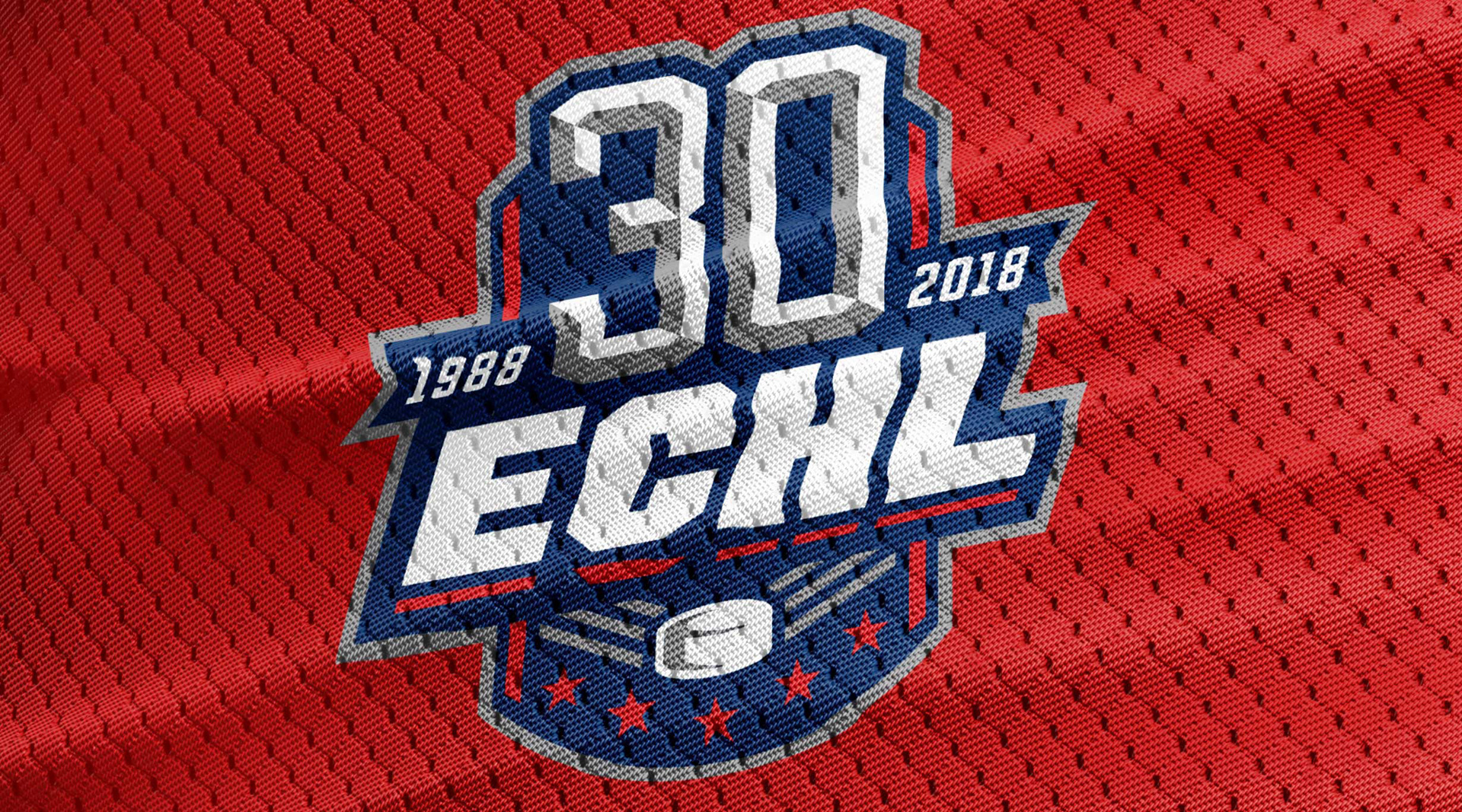 Dan royer designs echl 30th anniversary logo