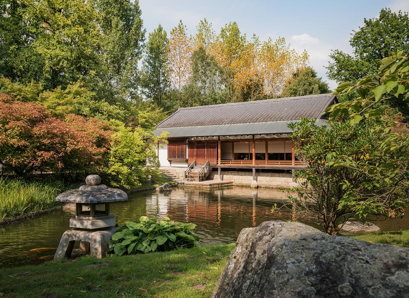 Dieter Jehs - Travel: The Japanese Garden