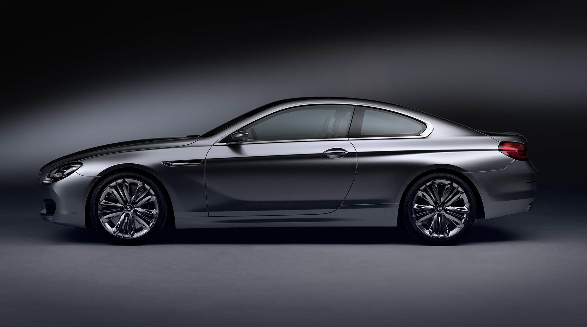 2017 Bmw 6 Series >> Sebastian Mann - BMW series 6 concept