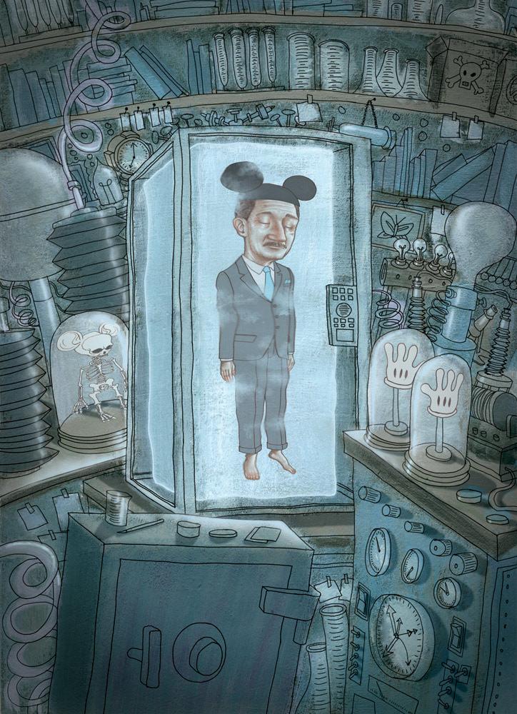 Jason Raish Illustration False Urban Myths De Bunked