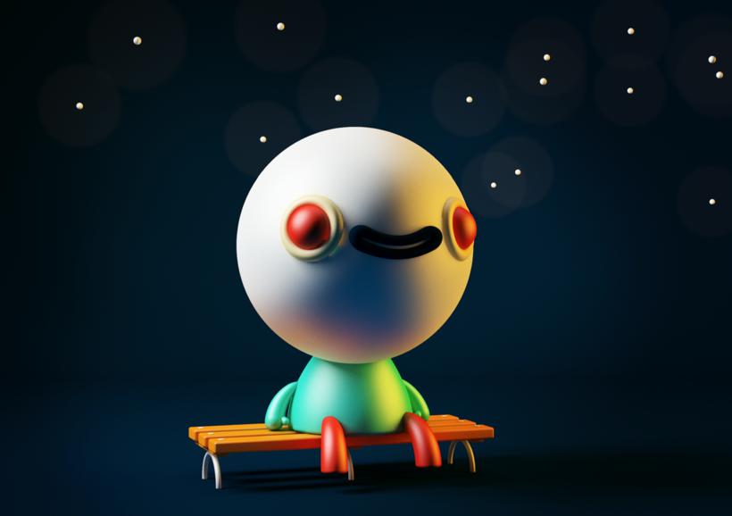 Saray Rodriguez - 3D Character Design