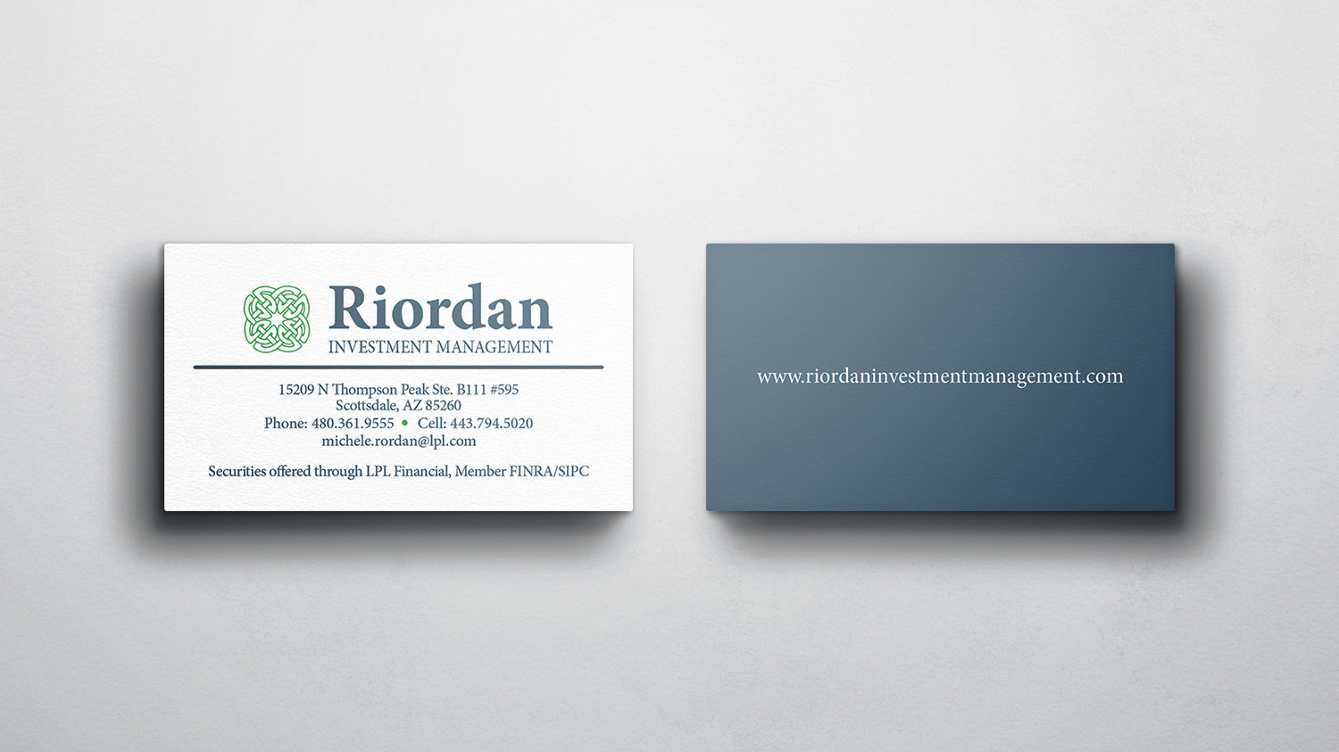 Andrew carson riordan business card magicingreecefo Gallery