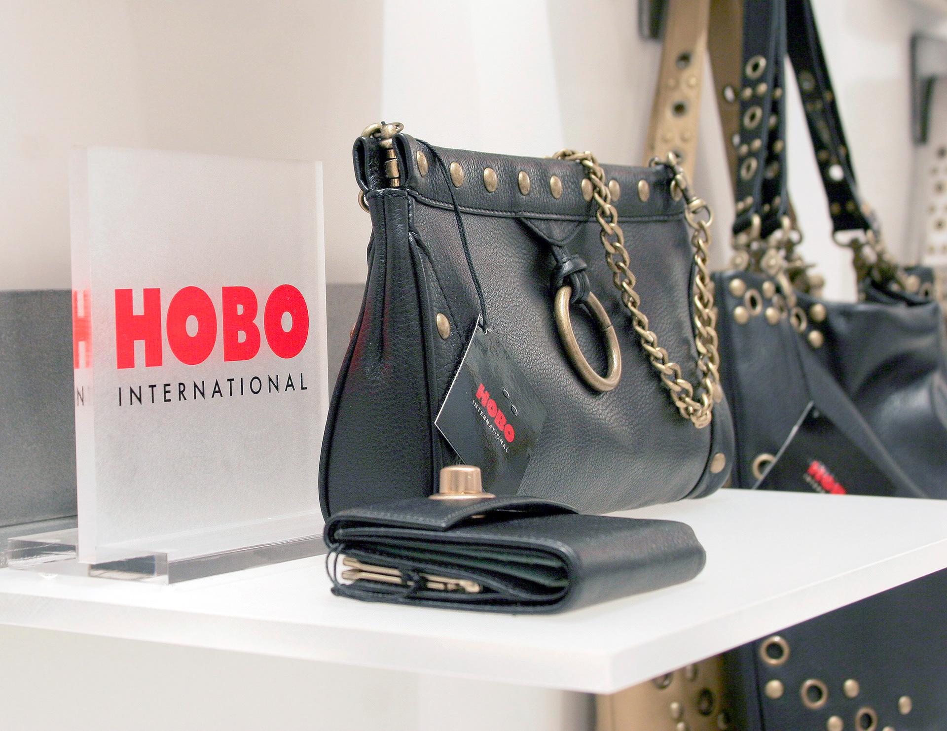 c4368733be77 HOBO BAGS International Showroom Design. When handbag company Hobo  International
