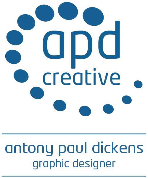 Antony Dickens – graphic designer