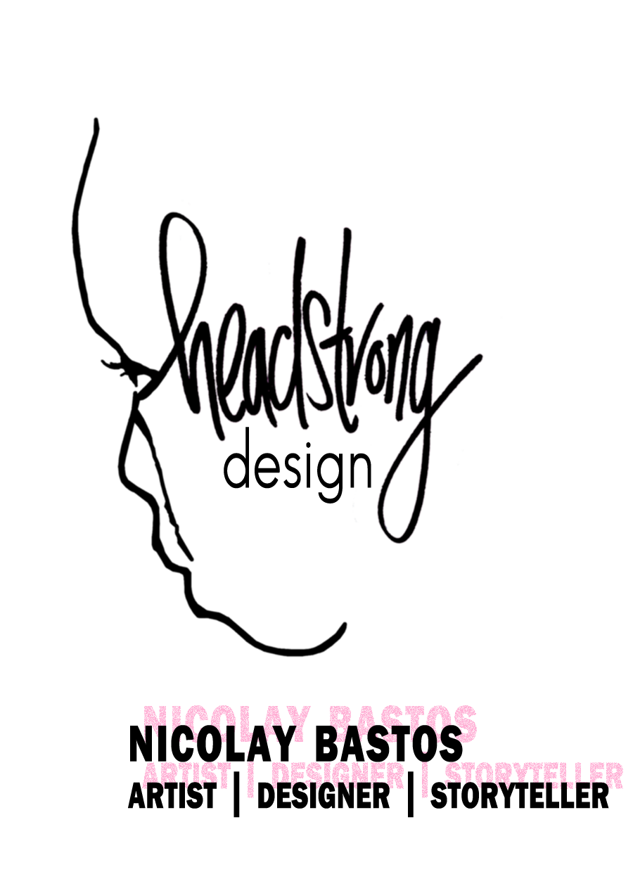 Nicolay Bastos Headstrong Design