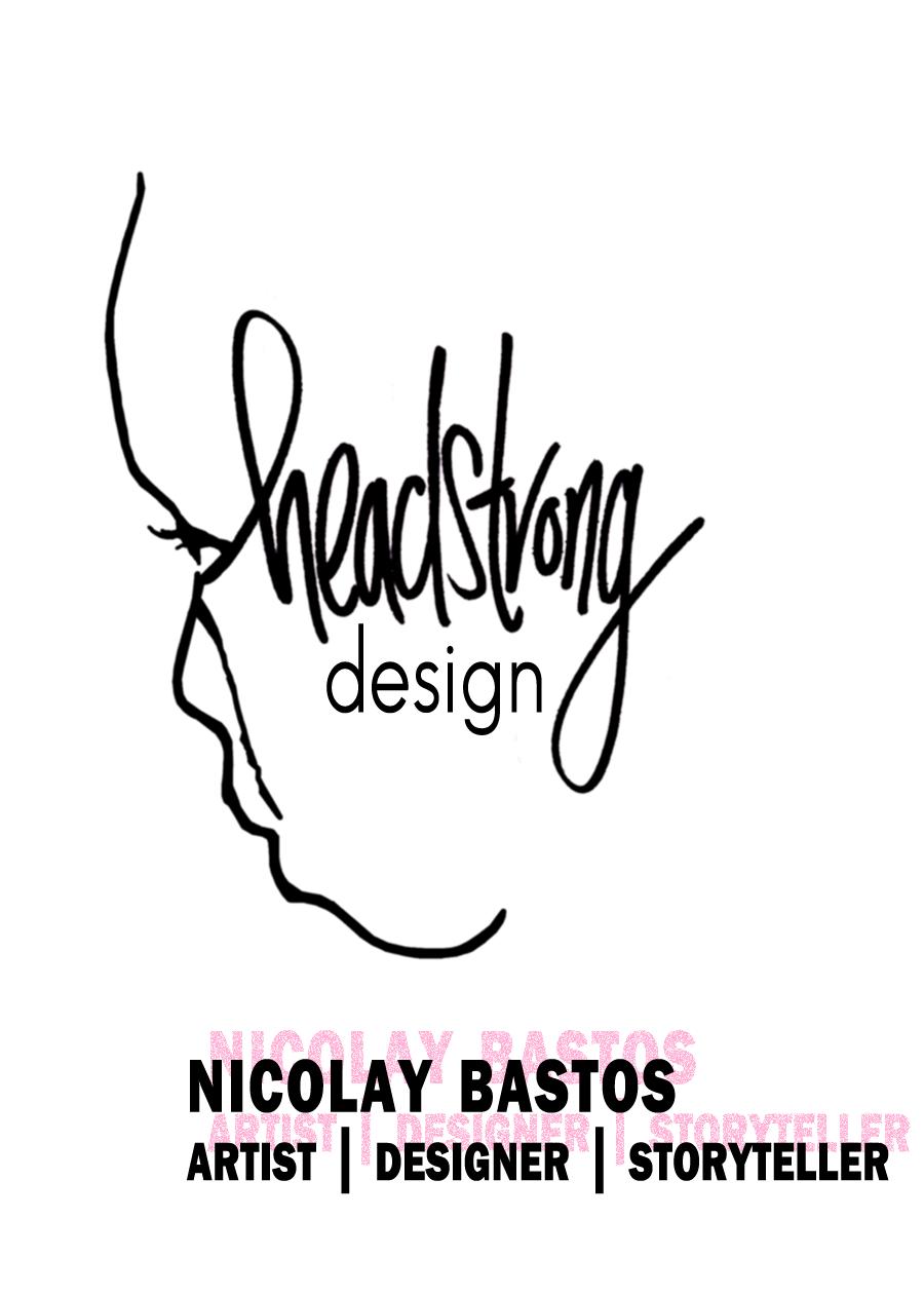 Nicolay Bastos Headstrong Design