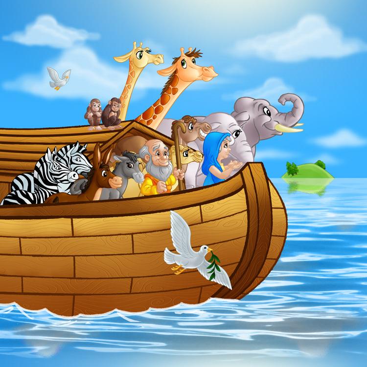 Ной мультик картинки
