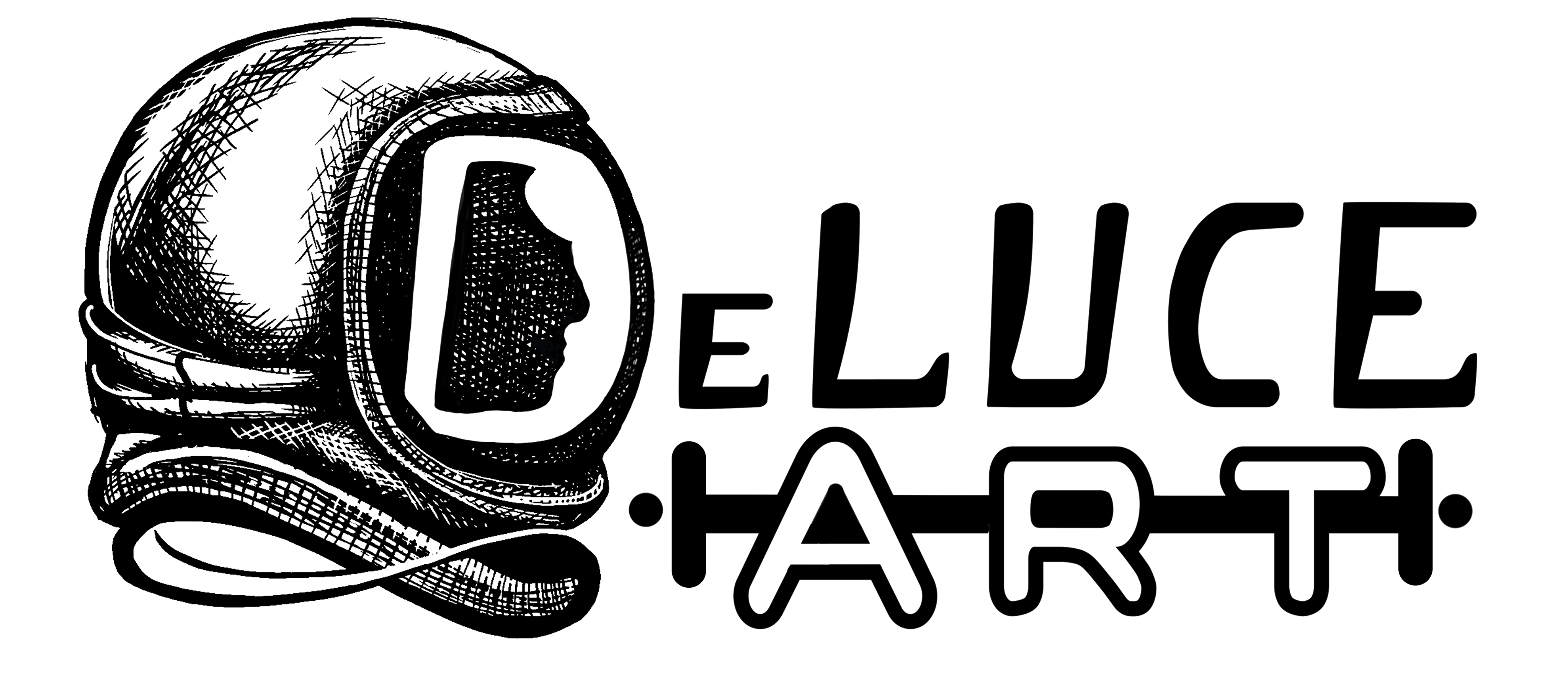 Peter DeLuce Art logo