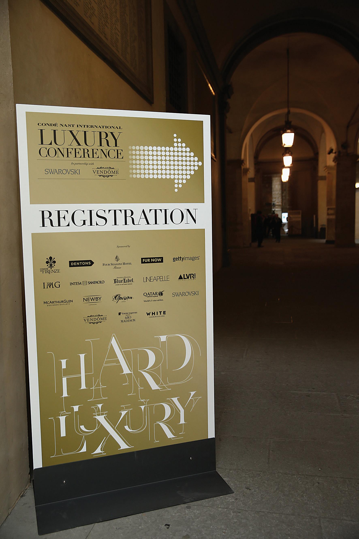 Paul Wallis - Condé Nast Luxury Conference Florence
