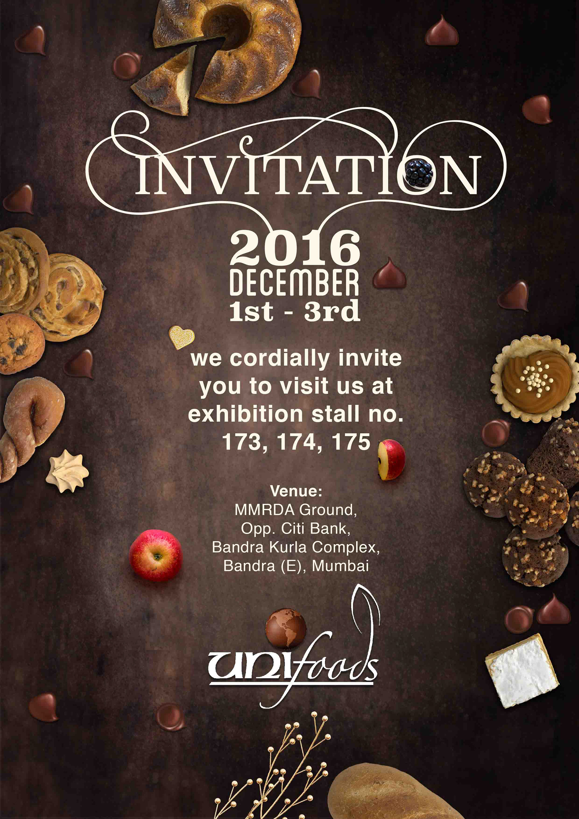Invitation For Exhibition Stall : Shweta sawant invitation design for exhibition