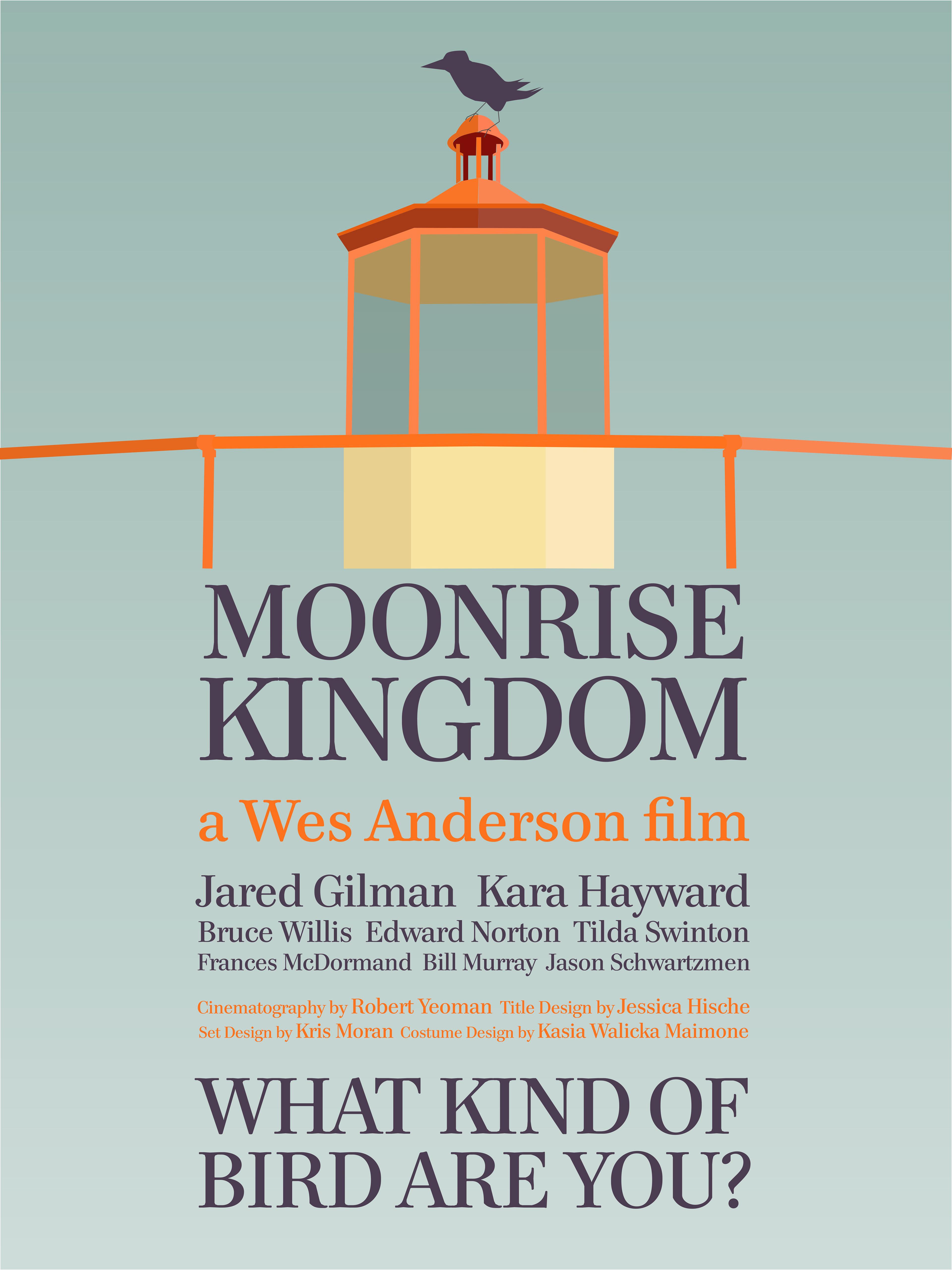 Liam Kirwan  Poster Design   quot Moonrise