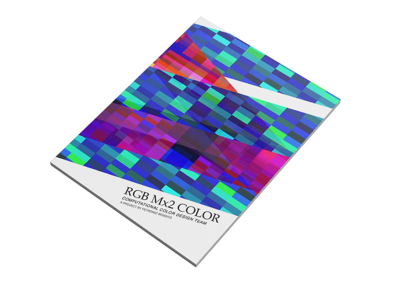 Sarah Reifel Portfolio - RGB Mx2 Color Book