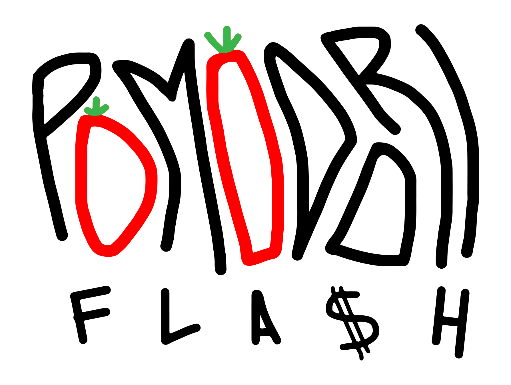 pomodori fla$h