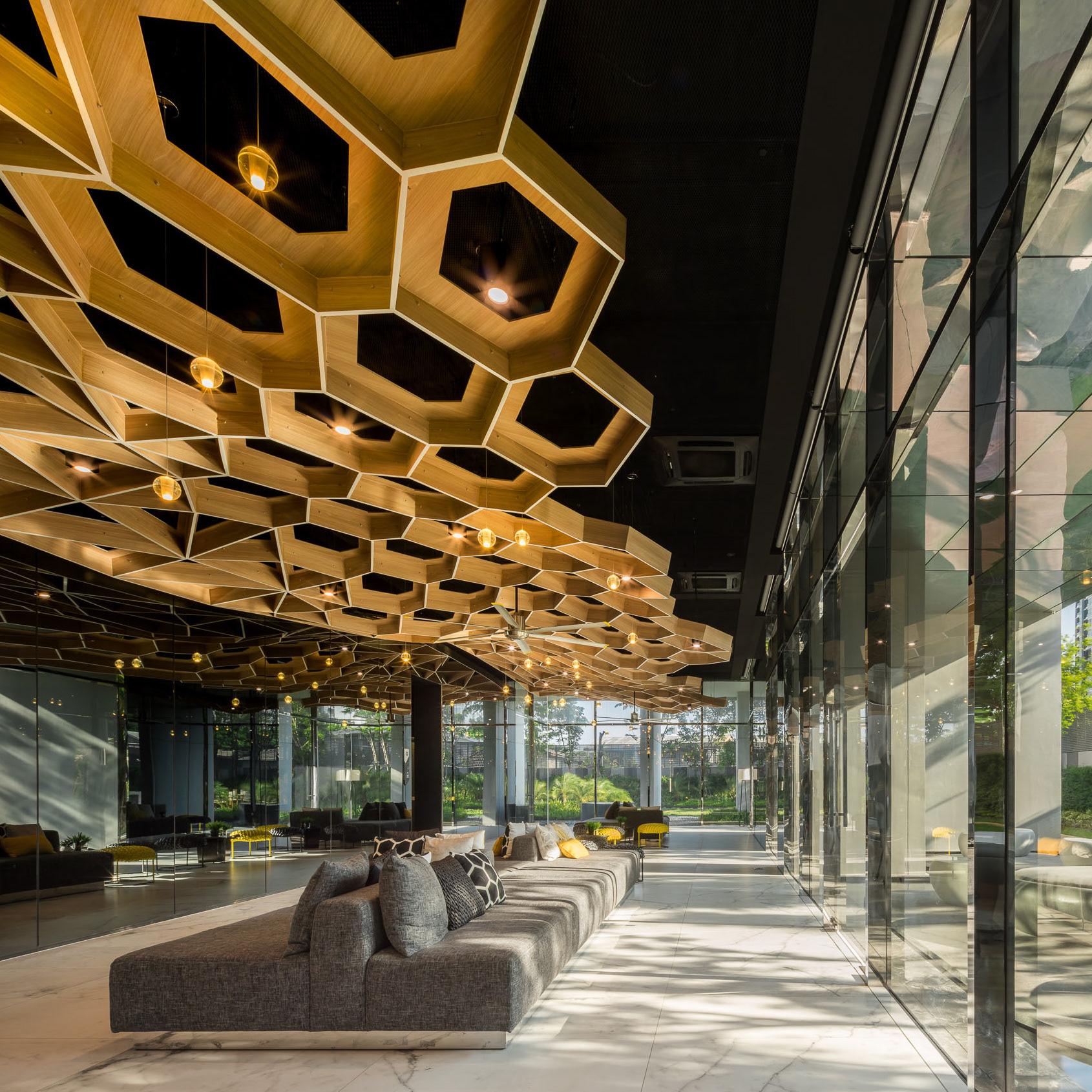 Panoramicstudio m jatujak somdoon architects for Design hotel 1690