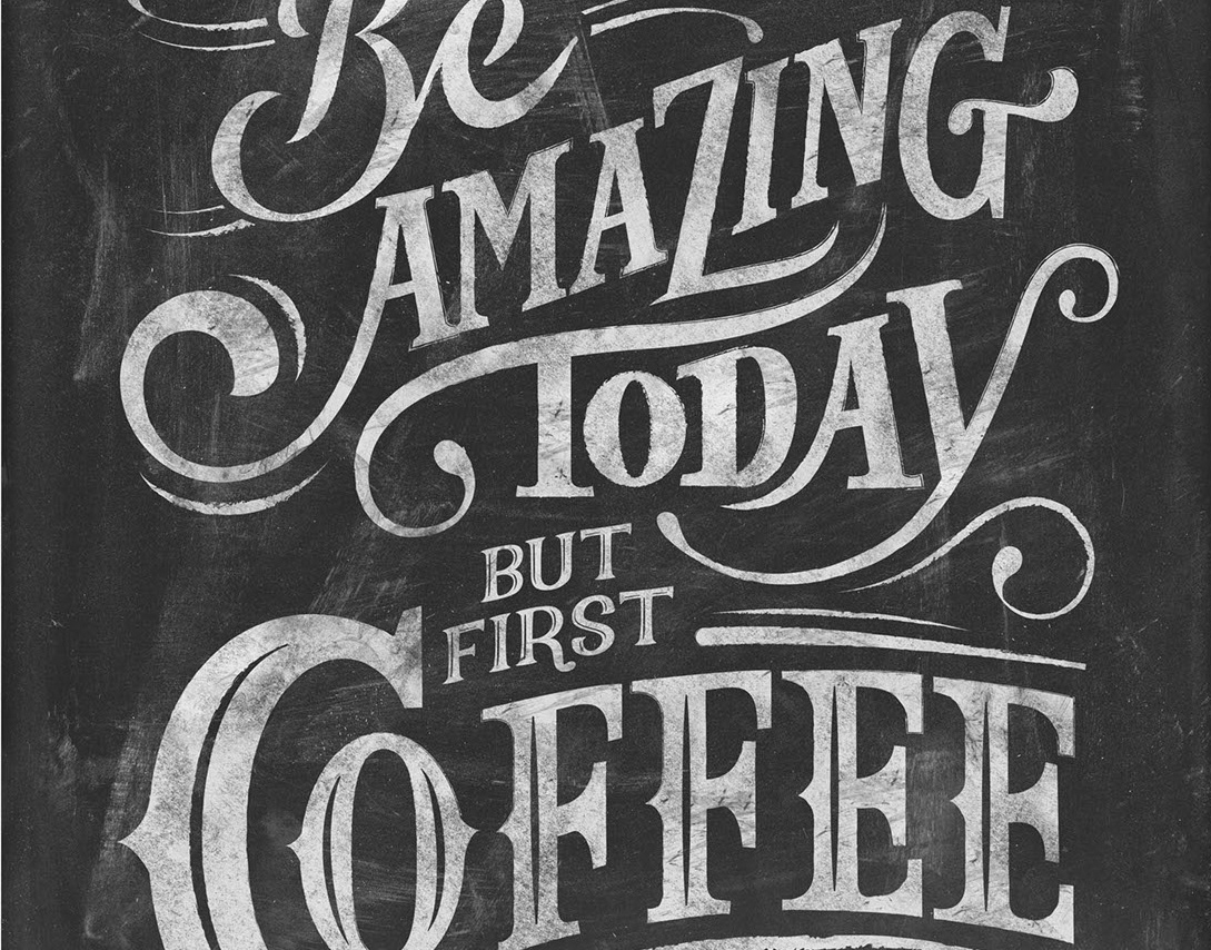 T P Design Inc Chalkboard Quotes For Coffee Lovers Ii