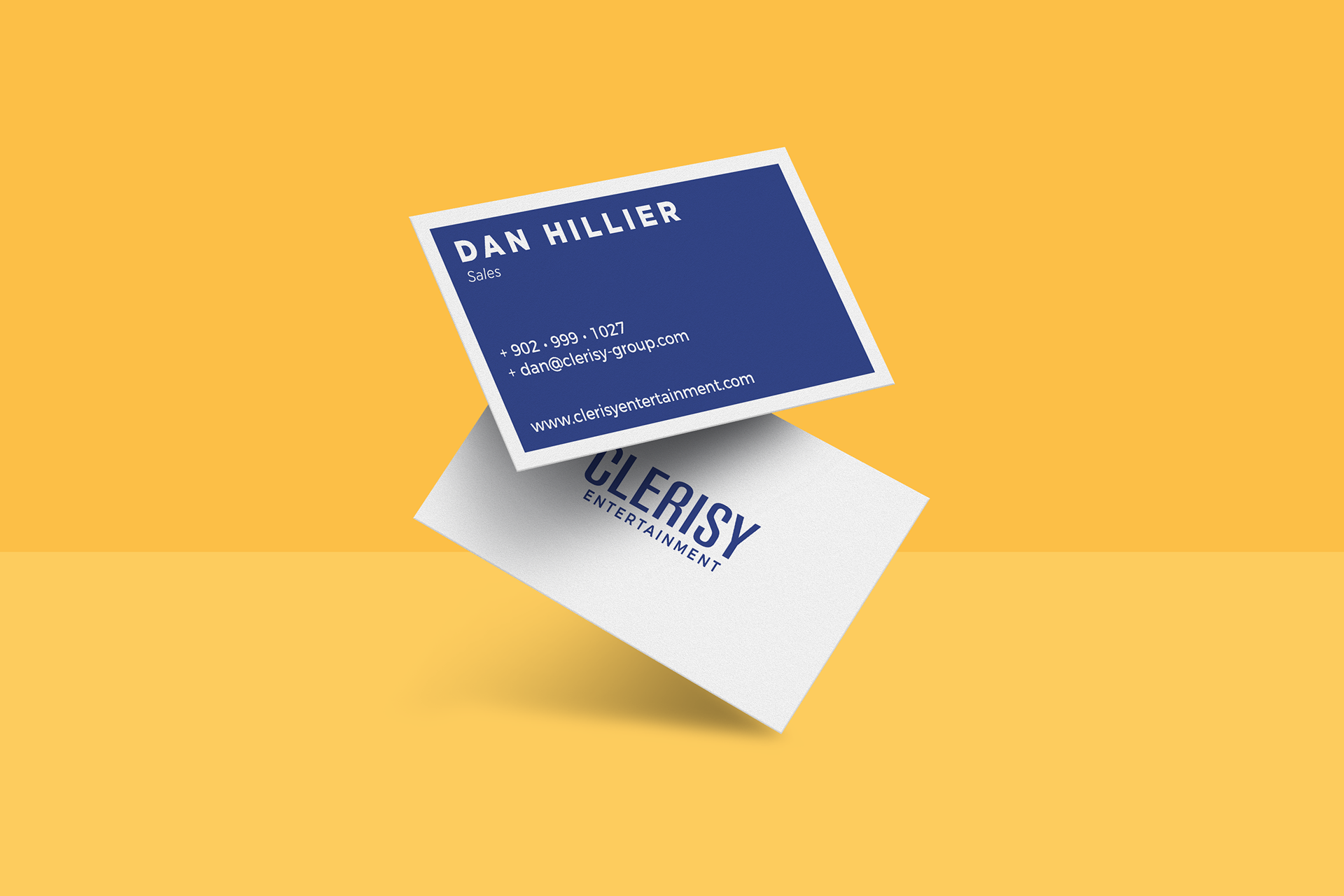 Adam le blanc clerisy business cards magicingreecefo Images
