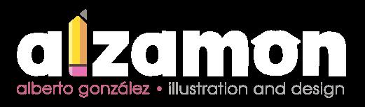 Alzamon - Alberto Gonzalez - Illustration & Design - Home