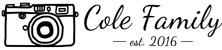 Cole Family - est. 2016
