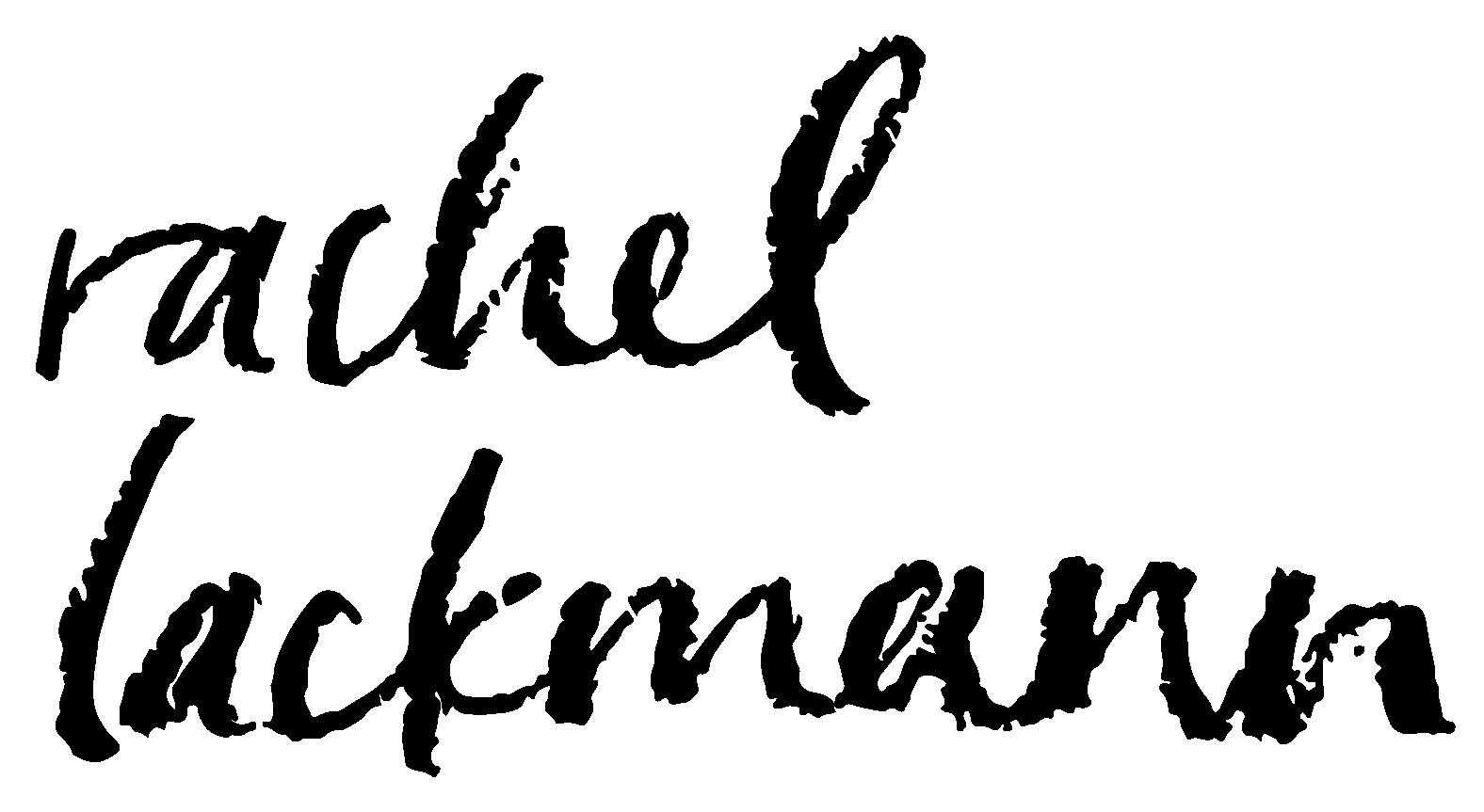 Rachel Lackmann
