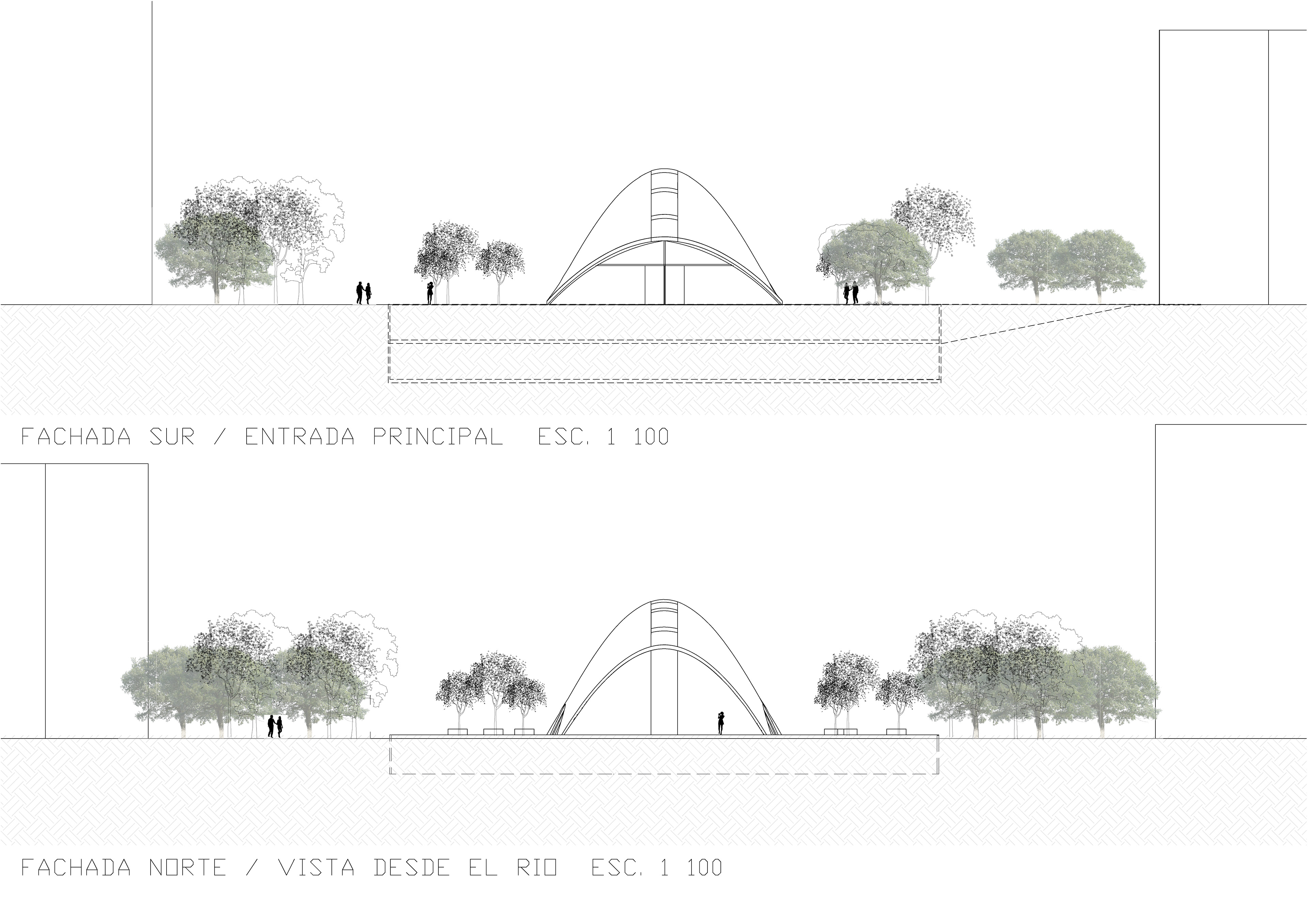 L   D   H   C   Architecture and design. - CF_Proyecto Tectonica_ ...