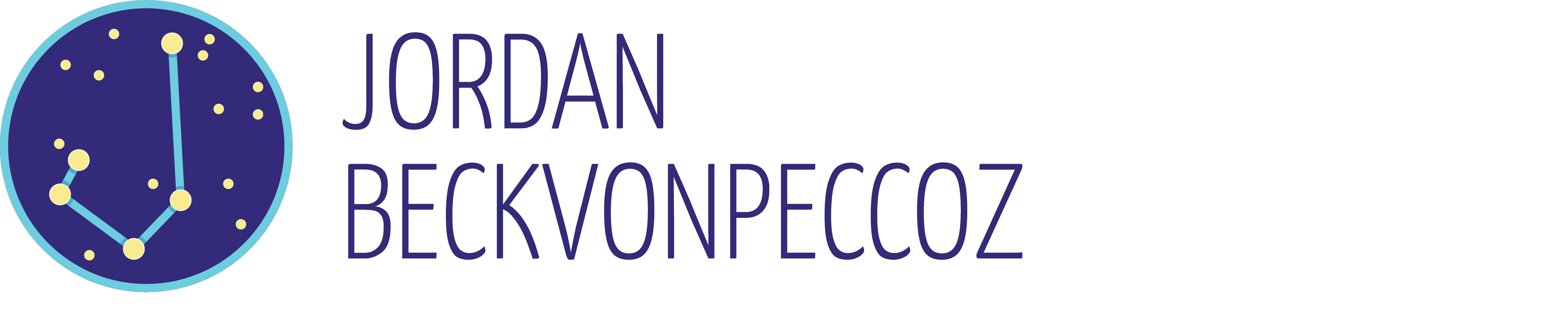 Jordan Beckvonpeccoz
