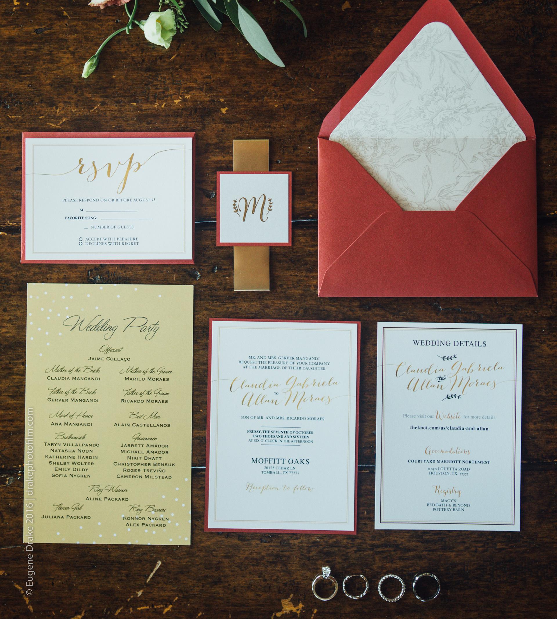 Nice Studio His And Hers Wedding Invitations Frieze - Invitations ...