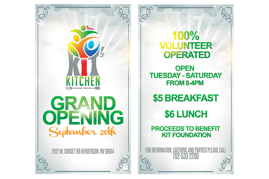 jokic design kits kitchen grand opening flyer