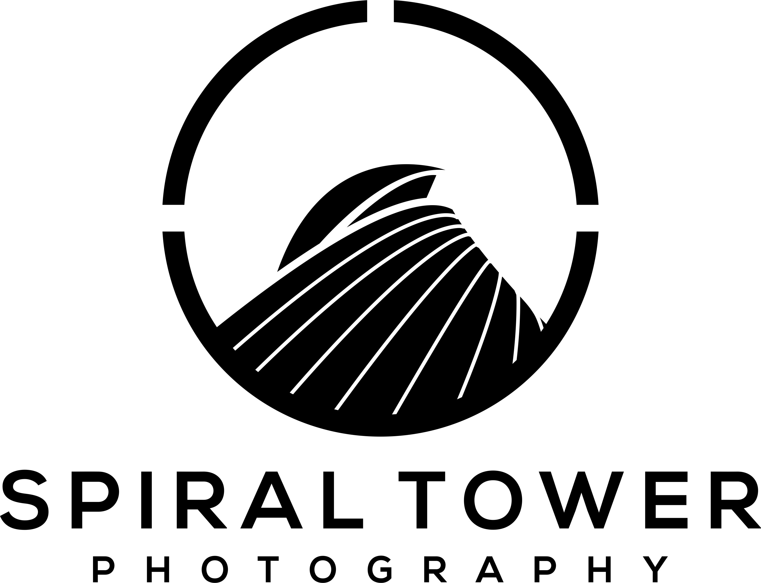 Spiral Tower Photography